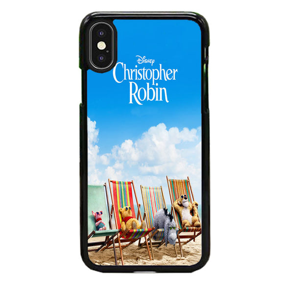 Christopher Robin In The Sea iPhone XS Max Case | Frostedcase