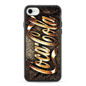Coca Cola Vintage Stone iPhone 7 Case | Frostedcase