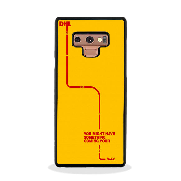 Dhl Gateway Samsung Galaxy Note 9 Case | Frostedcase