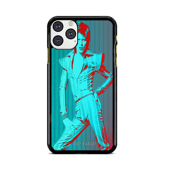 David Bowie Ziggy Stardust iPhone 11 Pro Max Case | Frostedcase