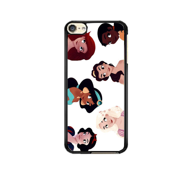Disney Princess Collage iPod 6 Case | Frostedcase