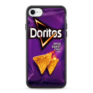 Doritos Spicy Sweet Chili Snack iPhone 8 Case | Frostedcase