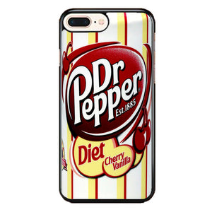 Dr Pepper Diet Chery Vanilla iPhone 8 Plus Case | Frostedcase