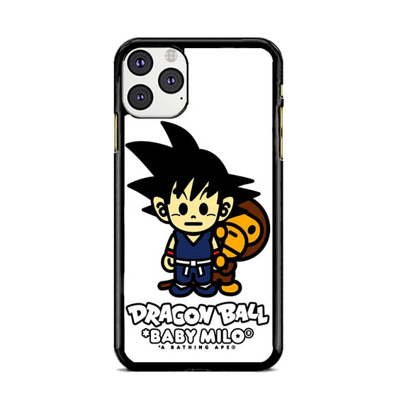 Dragon Ball X Baby Milo Canvas Texture iPhone 11 Pro Case | Frostedcase