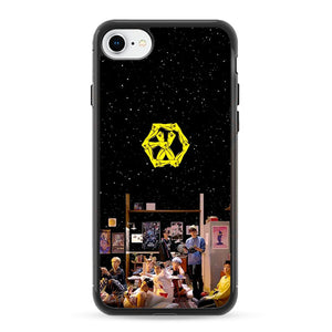 Exo Photoshoot Night In The Library iPhone 8 Case | Frostedcase