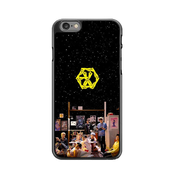 Exo Photoshoot Night In The Library iPhone 6|6S Case | Frostedcase