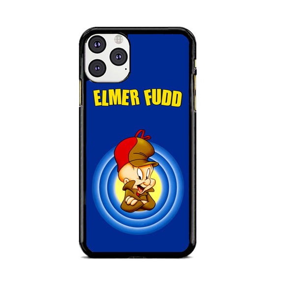 Elmer Fudd Looney Tunes Show iPhone 11 Pro Max Case | Frostedcase