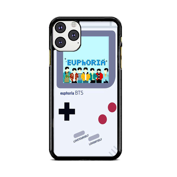 Euphoria Bts Game Controller iPhone 11 Pro Max Case | Frostedcase