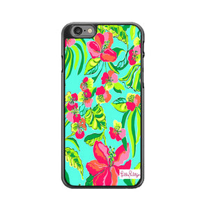 Fritillaria Imperialis Flowers Pattern Lilly Pulitzer iPhone 6|6S Case | Frostedcase