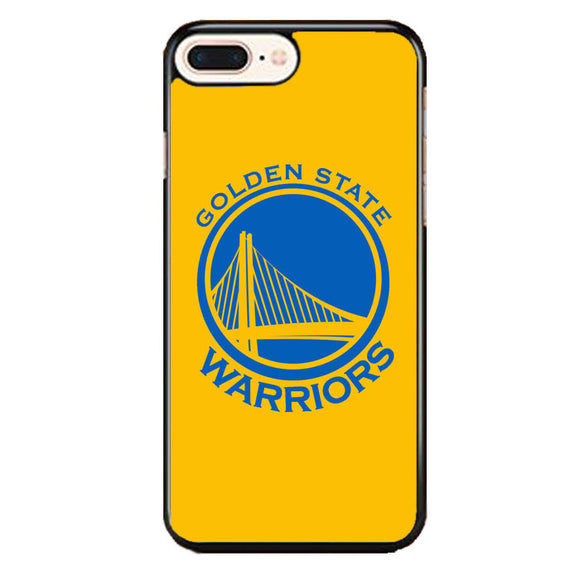 newest ccd4a 0a03b Golden State Warriors Yellow iPhone 8 Plus Case   Frostedcase