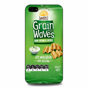 Grain Waves Sour Cream And Chives iPhone 5|5S|SE Case | Frostedcase