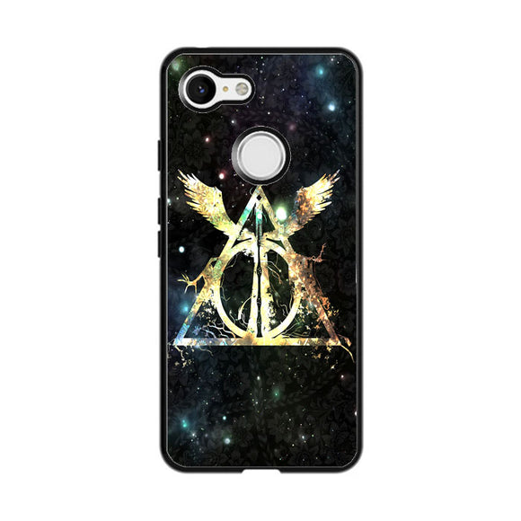 Harry Potter College Google Pixel 3 Case | Frostedcase
