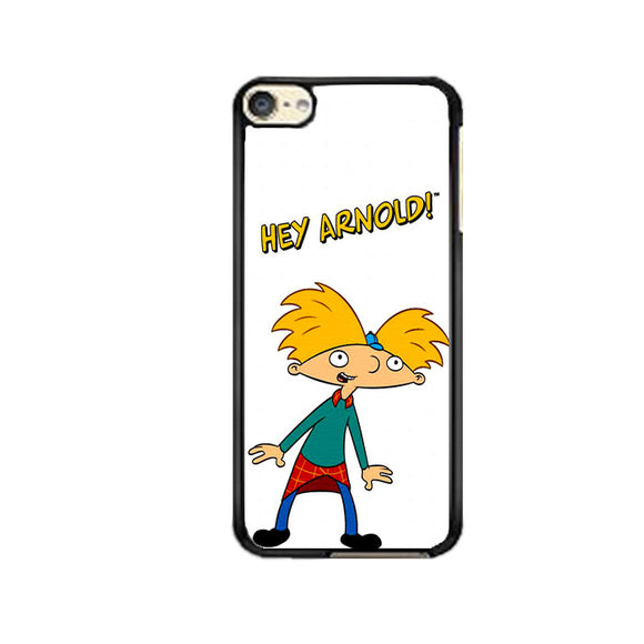 Hey Arnold Poster iPod 6 Case | Frostedcase