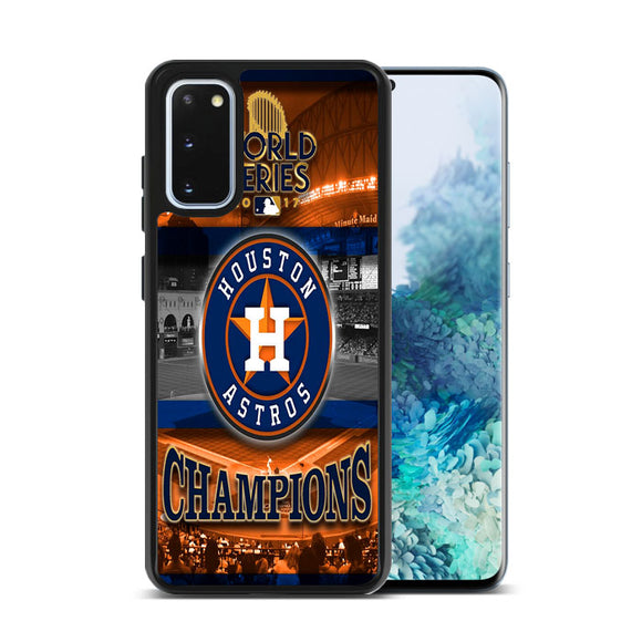 Houston Astros Champion World Series Samsung Galaxy S20 Plus Case | Frostedcase