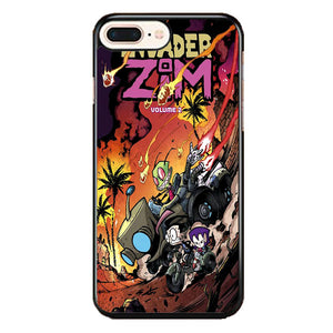 Invader Zim Volume 2 Poster iPhone 8 Plus Case | Frostedcase