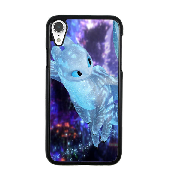 Light Fury How To Train Your Dragon Couple 1 iPhone XR Case | Frostedcase