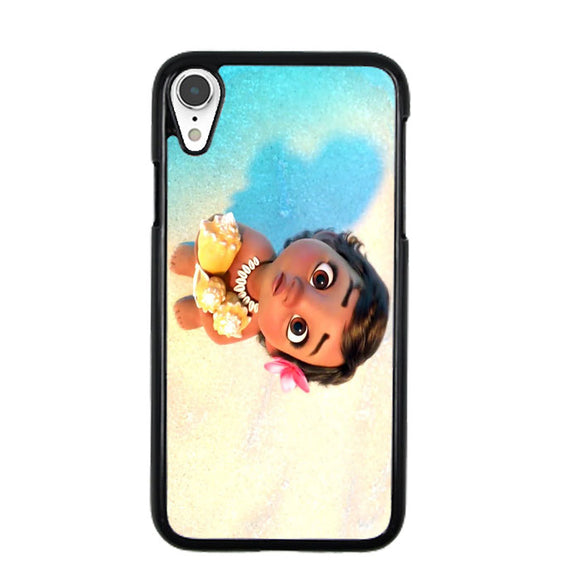 Littel Moana iPhone XR Case | Frostedcase