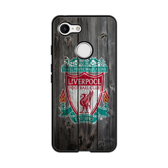 Liverpool Football Club Google Pixel 3 Case | Frostedcase