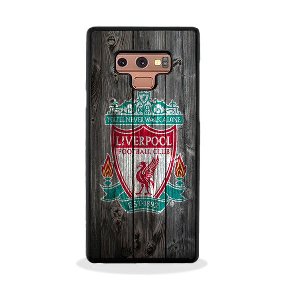 Liverpool Football Club Samsung Galaxy Note 9 Case | Frostedcase
