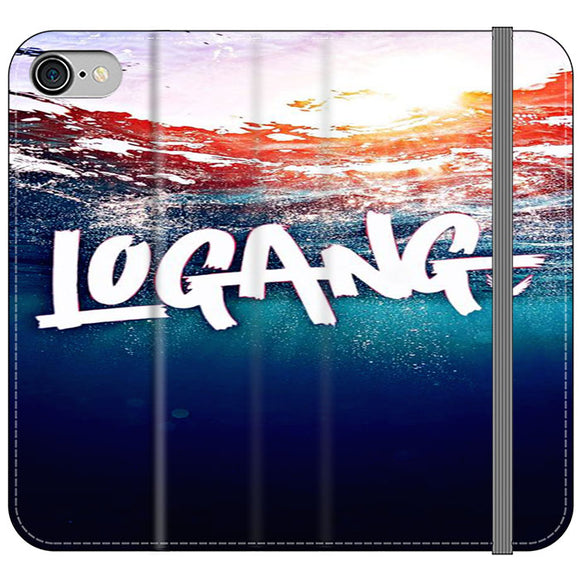 Logan Water iPhone 8 Flip Case | Frostedcase