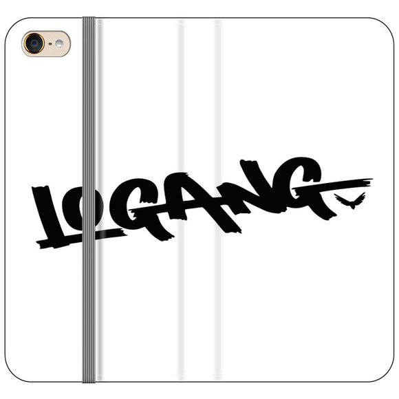 Logan White iPod 5 Flip Case | Frostedcase