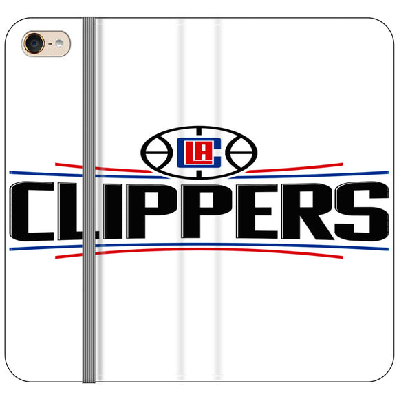 Los Angeles Clippers New Logo iPod 5 Flip Case | Frostedcase