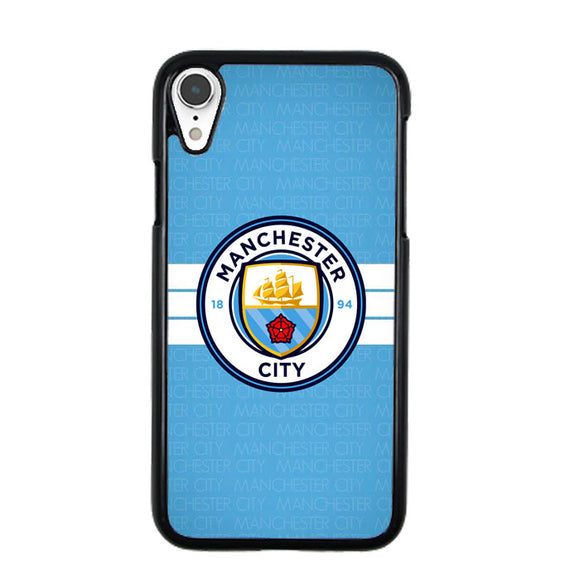Manchester City Logo iPhone XR Case | Frostedcase