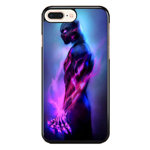 on sale e5b72 2b941 Marvel Black Panther Fire iPhone 8 Plus Case | Frostedcase