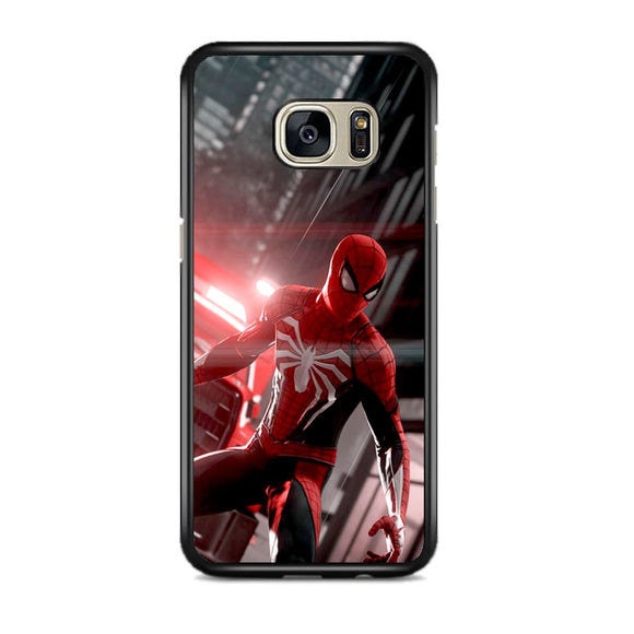 Marvels Spiderman Light Flash Samsung Galaxy S7 EDGE Case | Frostedcase