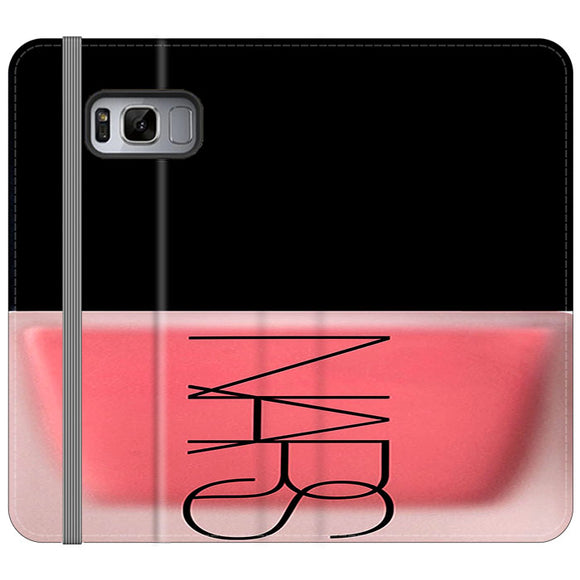 Nars Liquid Blush Samsung Galaxy S8 Plus Flip Case | Frostedcase