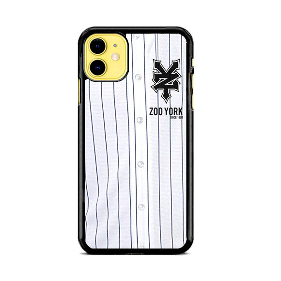 New York Yankees Zoo Since 1993 iPhone 11 Case | Frostedcase
