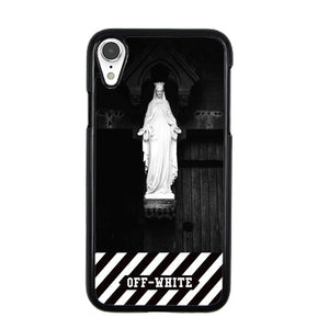 check out 2549b b8544 Off-White iPhone XR Case | Frostedcase
