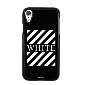 super popular 9837d 4266a Off White Bunny Joeson iPhone XR Case | Frostedcase