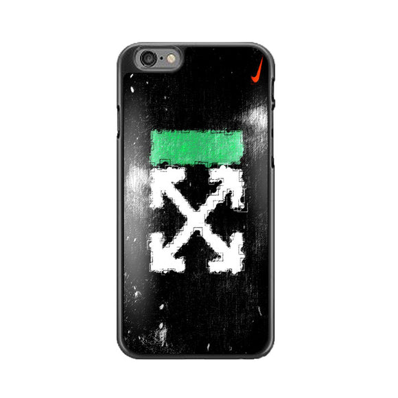 Off White Ice Glass Green iPhone 6 Plus|6S Plus Case | Frostedcase