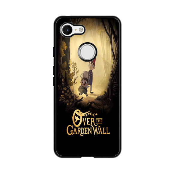 Over The Garden Wall Cover Book Google Pixel 3 Case | Frostedcase