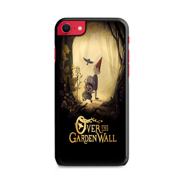 Over The Garden Wall Cover Book iPhone SE Case | Frostedcase