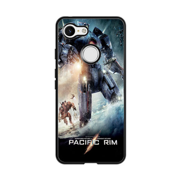 Pacific Rim Google Pixel 3 XL Case | Frostedcase