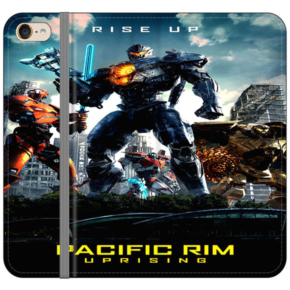Pacific Rim Uprising 2018 Movie Poster iPod 5 Flip Case | Frostedcase