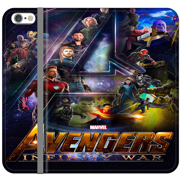 Pacific Rim Uprising 2018 Movie iPhone 6 Plus|6S Plus Flip Case | Frostedcase
