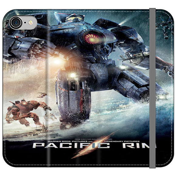 Pacific Rim iPhone 8 Flip Case | Frostedcase
