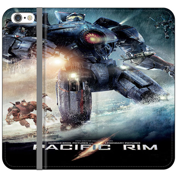 Pacific Rim iPhone 6 Plus|6S Plus Flip Case | Frostedcase