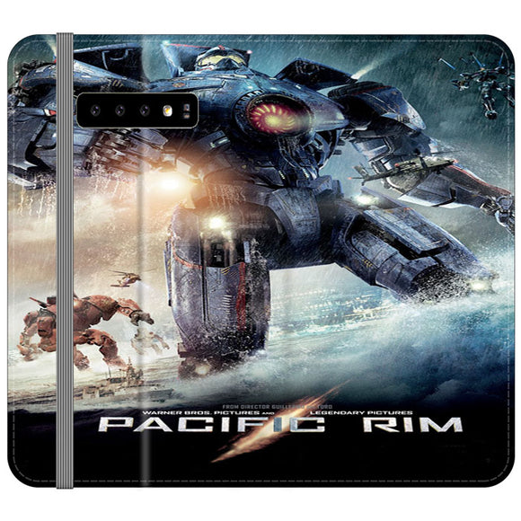 Pacific Rim Samsung Galaxy S10 Flip Case | Frostedcase