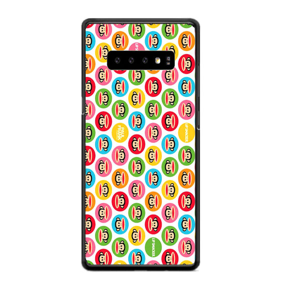 Paul Frank Pattern Samsung Galaxy S10 Plus Case | Frostedcase