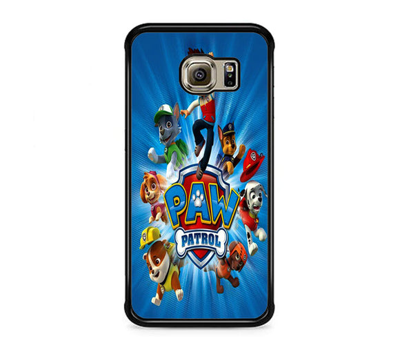 Paw Patrol Samsung Galaxy S6 EDGE Case | Frostedcase