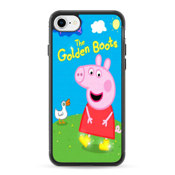 Peppa Pig The Golden Boots iPhone 8 Case | Frostedcase
