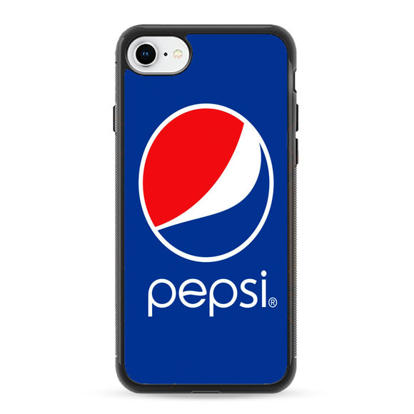 Pepsi Emblem iPhone 8 Case | Frostedcase