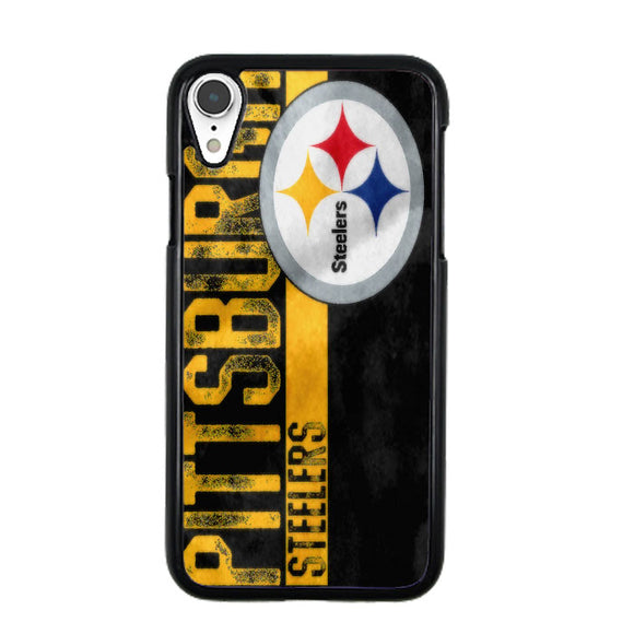 Pittsburgh Steeler Number Plate iPhone XR Case | Frostedcase