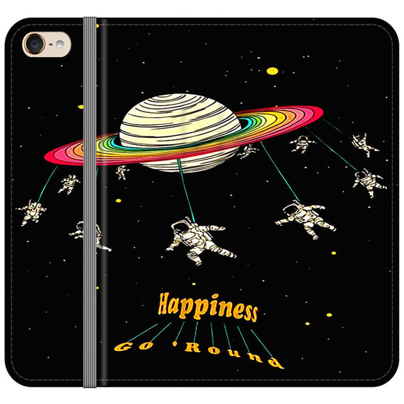 Planet Happiness Go Round iPod 5 Flip Case | Frostedcase