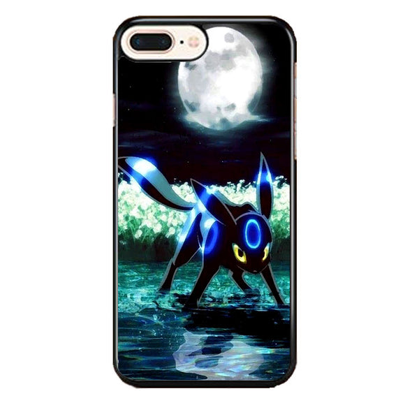 Pokemon Umbreon Night Month iPhone 8 Plus Case | Frostedcase