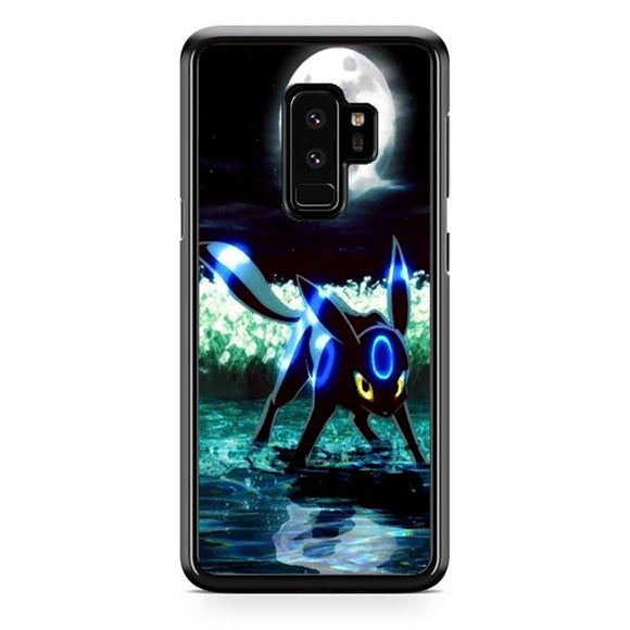 Pokemon Umbreon Night Month Samsung Galaxy S9 Plus Case | Frostedcase